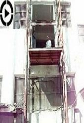 فيديو لمصعد بضائع - شركة سيلوباك لصناعات التغليف