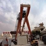 Cranes & Elevators - Gantry Crane